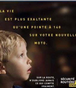 La Sécurité routière célèbre la vie avec le réalisateur Arnaud Desplechin