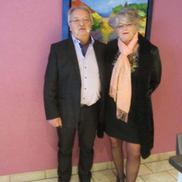 Les fondateurs – Jean-Paul et Renée